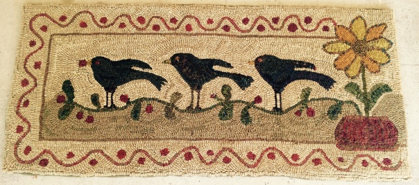 Crows In The Garden