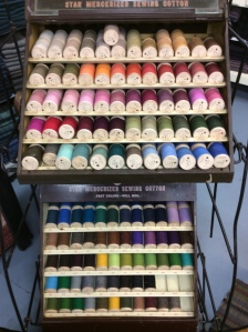 Beautiful colors - a new kind of wool addiction.