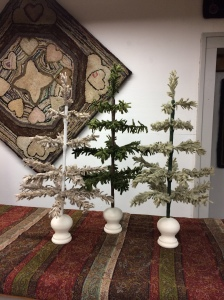 Wool Feather Trees